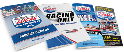 Lucas Oil Product Catalogs