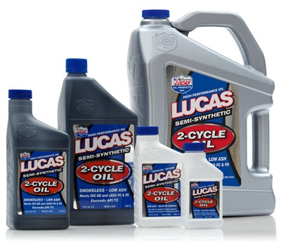 Semi Synthetic 2-Cycle Oil