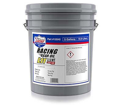 L11 Racing Gear Oil