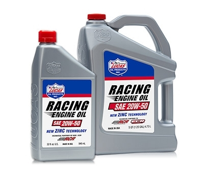 Racing Only Motor Oil
